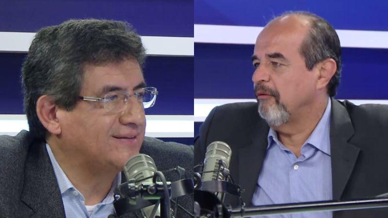 Mauricio Mulder y Juan Sheput estuvieron esta mañana en Enfoque de los Sábados.