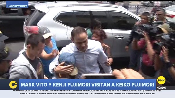 Keiko Fujimori enfrenta una prisión preventiva.