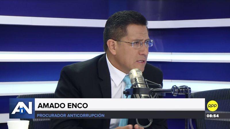 Amado Enco estuvo esta mañana en Ampliación de Noticias.