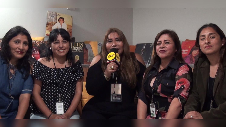 El club de fans Amigos de Luis Miguel fueron los primeros en comprar sus entradas para el concierto del cantante mexicano en Lima.