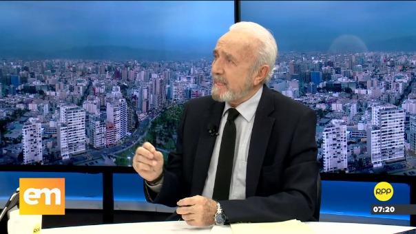 Guido Lombardi, congresista de Peruanos por el Kambio.