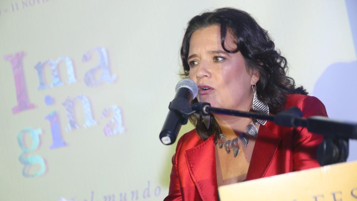 Cristina Fuentes, directora internacional del Hay Festival.