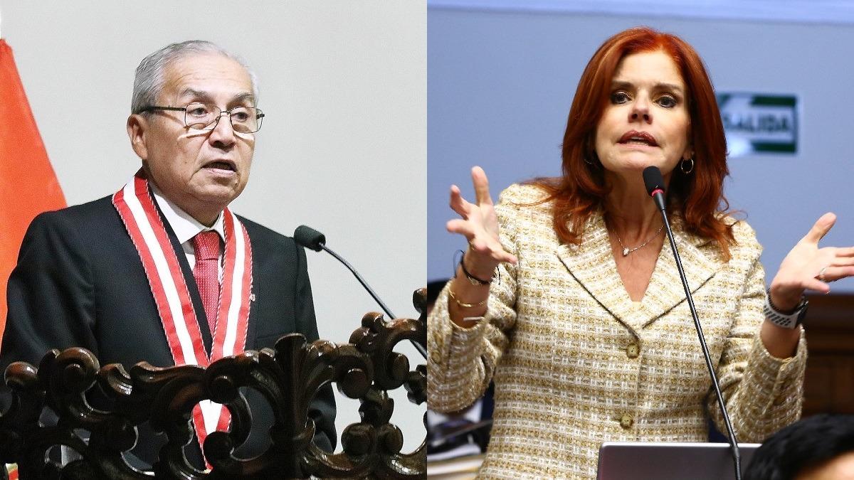 Chávarry presentó denuncia constitucional contra PPK, Aráoz y Bruce.