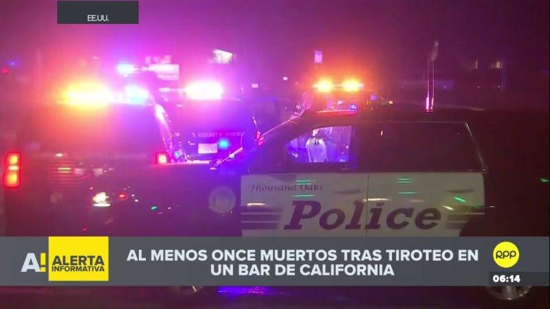 Un portavoz de la oficina del Sheriff del condado aseguró que en el momento del ataque había unas cien personas en el bar.