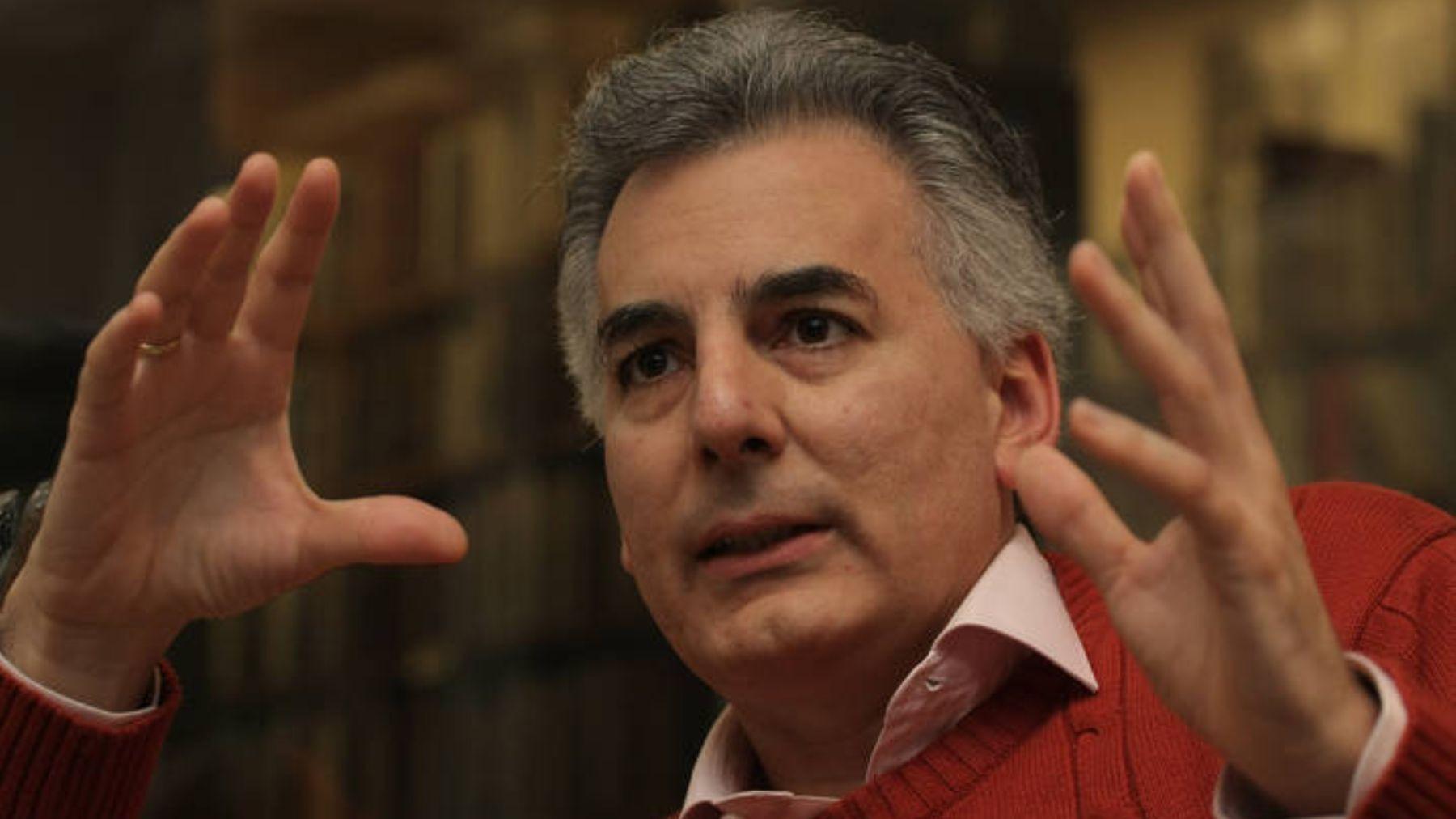 Álvaro Vargas Llosa en Enfoque de los Sábados.