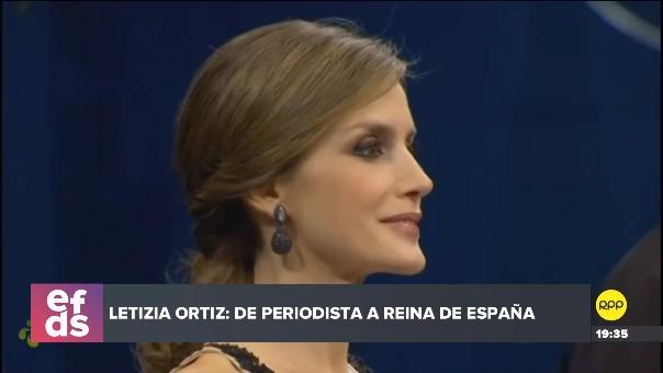 Reina Letizia se reunirá con el presidente Martín Vizcarra este lunes.