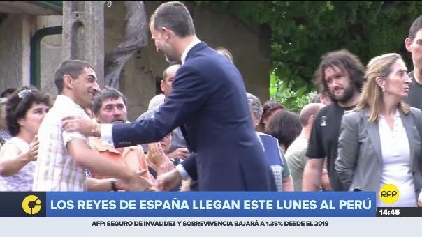 La vida del rey Felipe VI, quien llega a Perú este lunes junto a la reina Letizia.