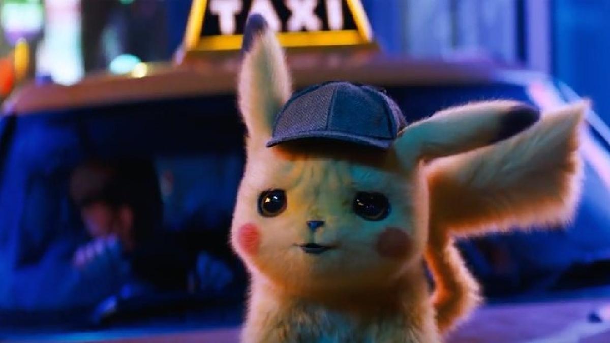 Esta es la primera película en live action de Pokémon en ser lanzada en occidente.