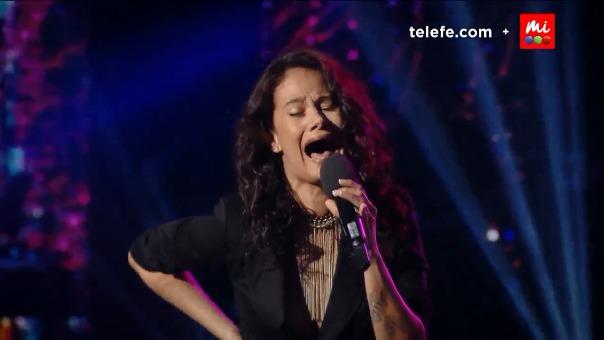 Mira la participación de Adalí Montero en