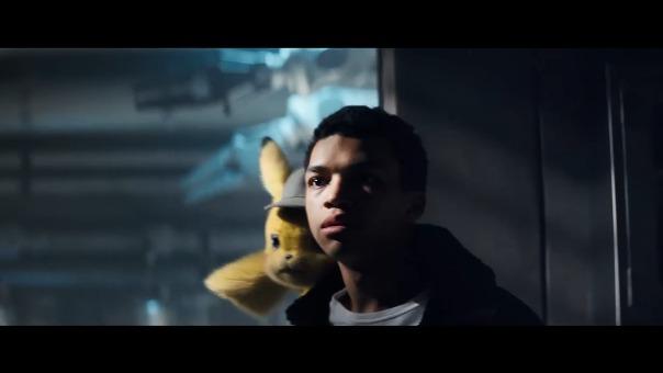 Mira el tráiler de la primera cinta live-action de Pokémon.