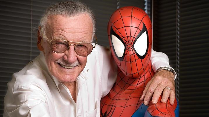 Así fue el inolvidable encuentro entre Spider-Man y Stan Lee.