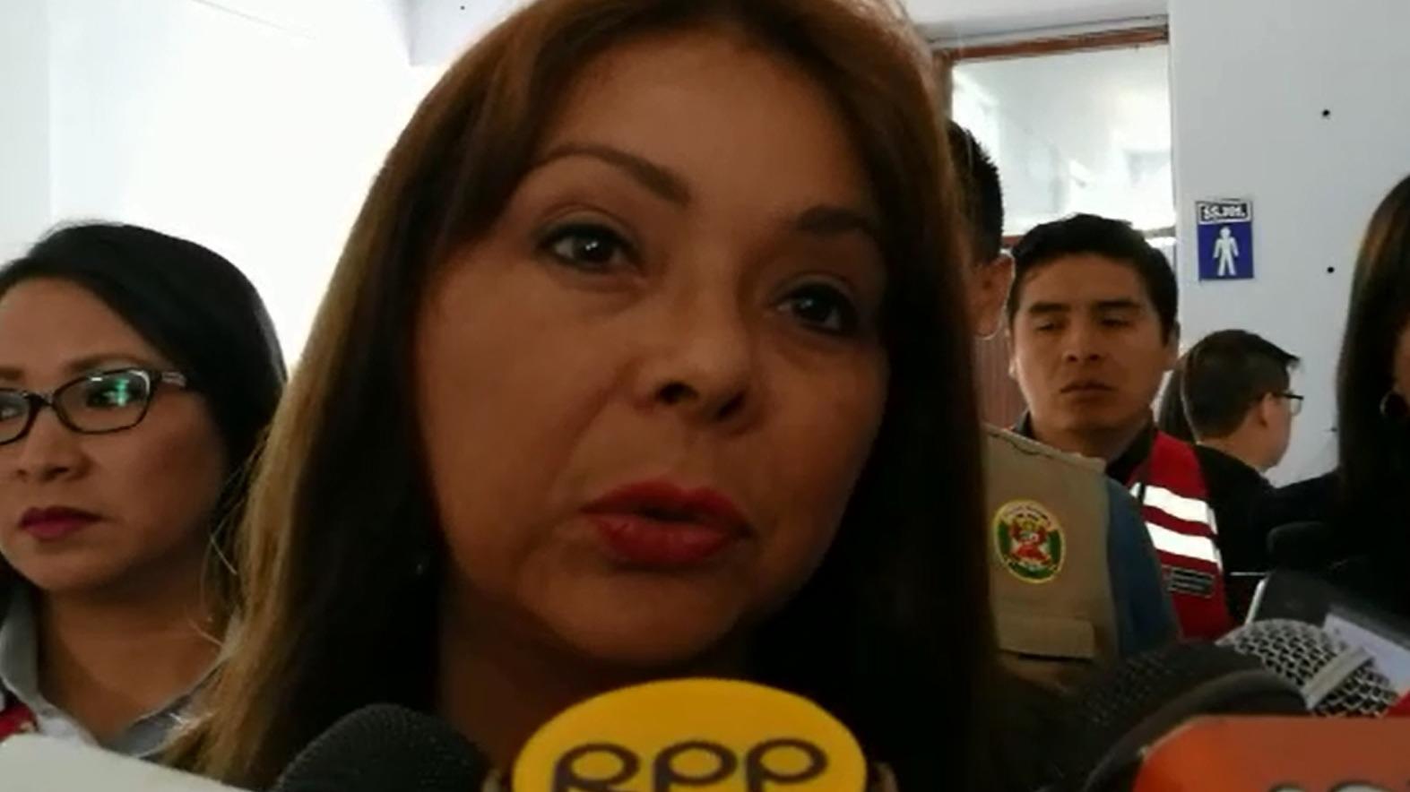 Ministra Liliana La Rosa también visitó programas sociales en municipios de Trujillo.