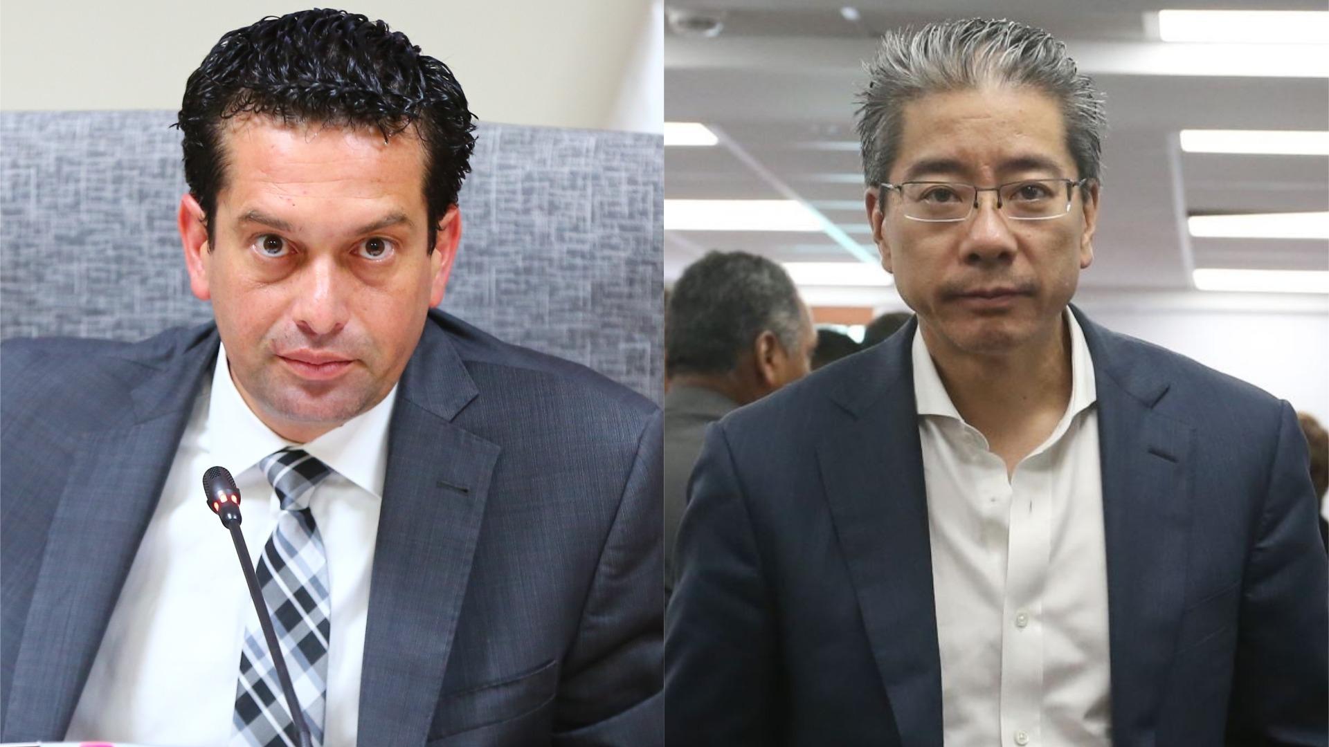 El parlamentario señaló desconocer los motivos que llevaron a que Yoshiyama declare ante la Fiscalía.