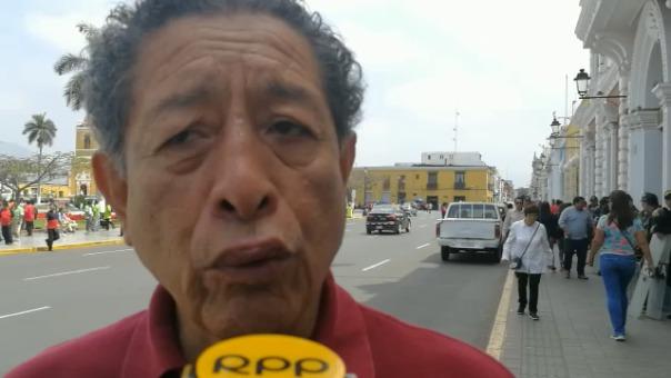 Mario Falero pide a la población denunciar atentados contra la cultura.