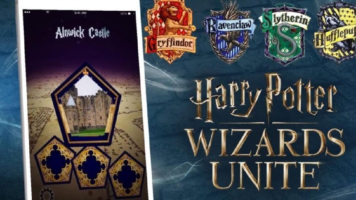 ¿Podrá este juego de Harry Potter alcanzar la popularidad de Pokémon Go?