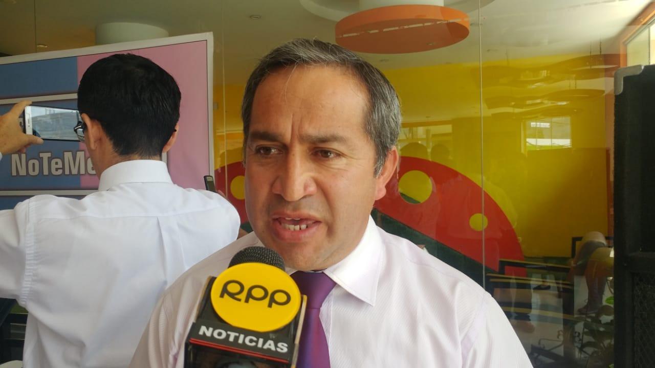 Daniel García hizo un llamado a todo el público en general a unirse a esta movilización.