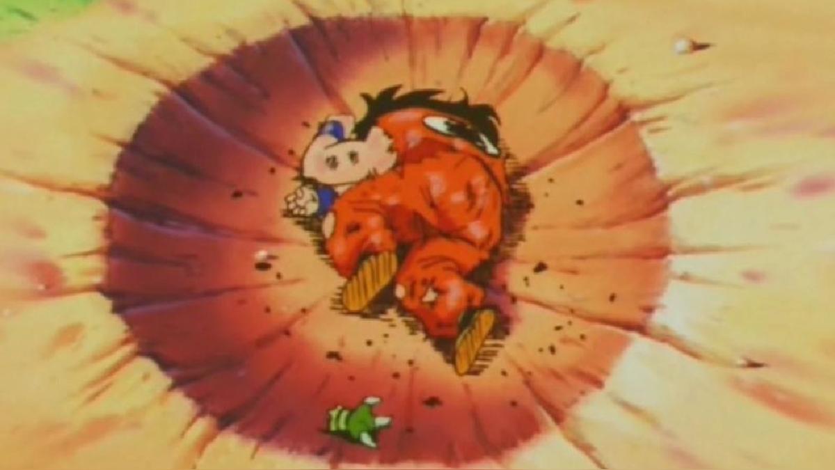 ¿Quién no recuerda esta escena de Dragon Ball Z?