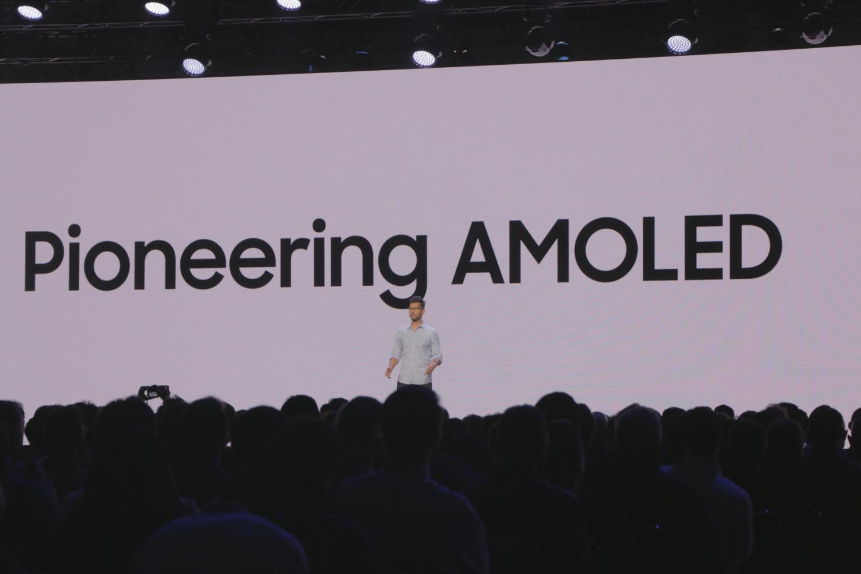 Con esta patente, Samsung demuestra que puede trabajar diferente configuración de paneles
