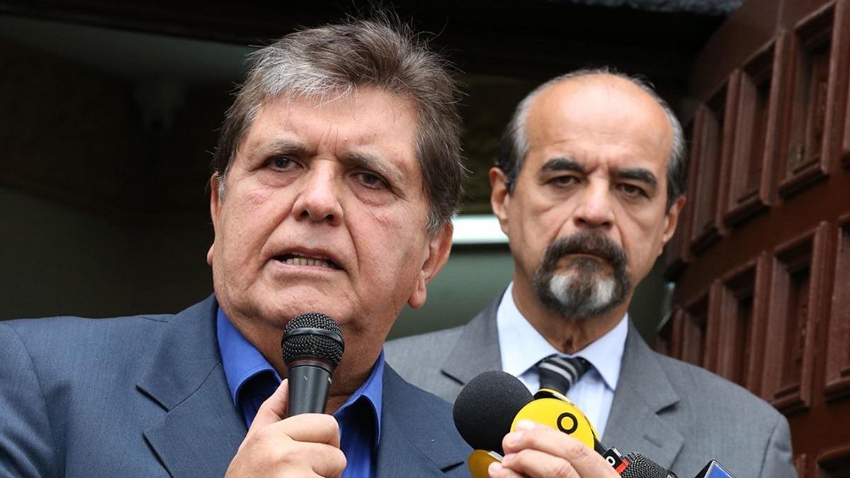 El fiscal José Domingo Pérez amplió la investigación preliminar a Alan García.