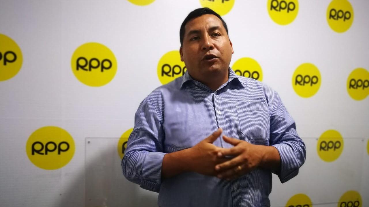 El alcalde José Ruiz aseguró que es importante que el Consejo Regional declare en emergencia al balneario.