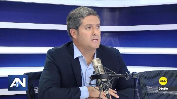 Iván Meini, abogado y ex procurador.