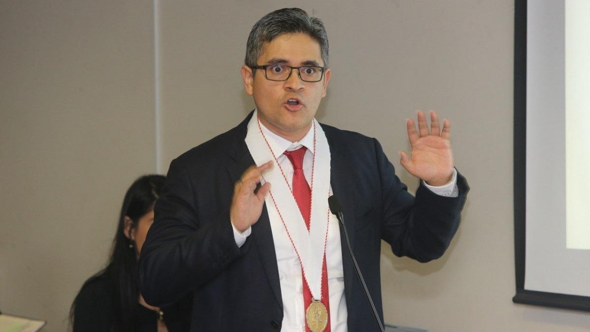Fiscal José Domingo Pérez investiga al expresidente por lavado de activos.