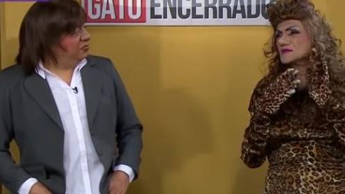 Esta semana, el programa cómico realizó un juicio entre 'Leyla Chumán' y 'la Tigresa del Poniente' por la canción viral que