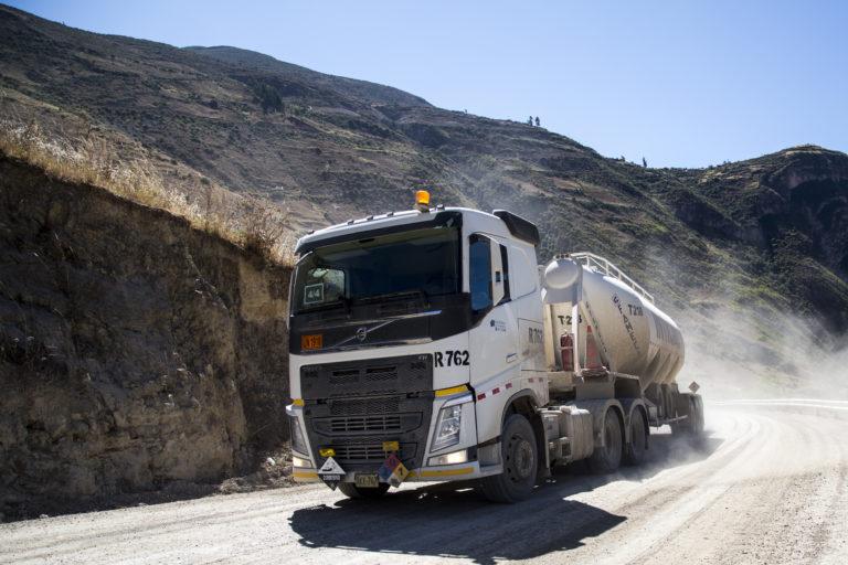 Inversiones chinas en el Perú: Las Bambas