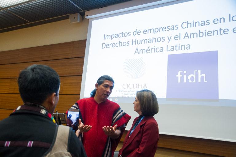 Inversiones chinas en el Perú