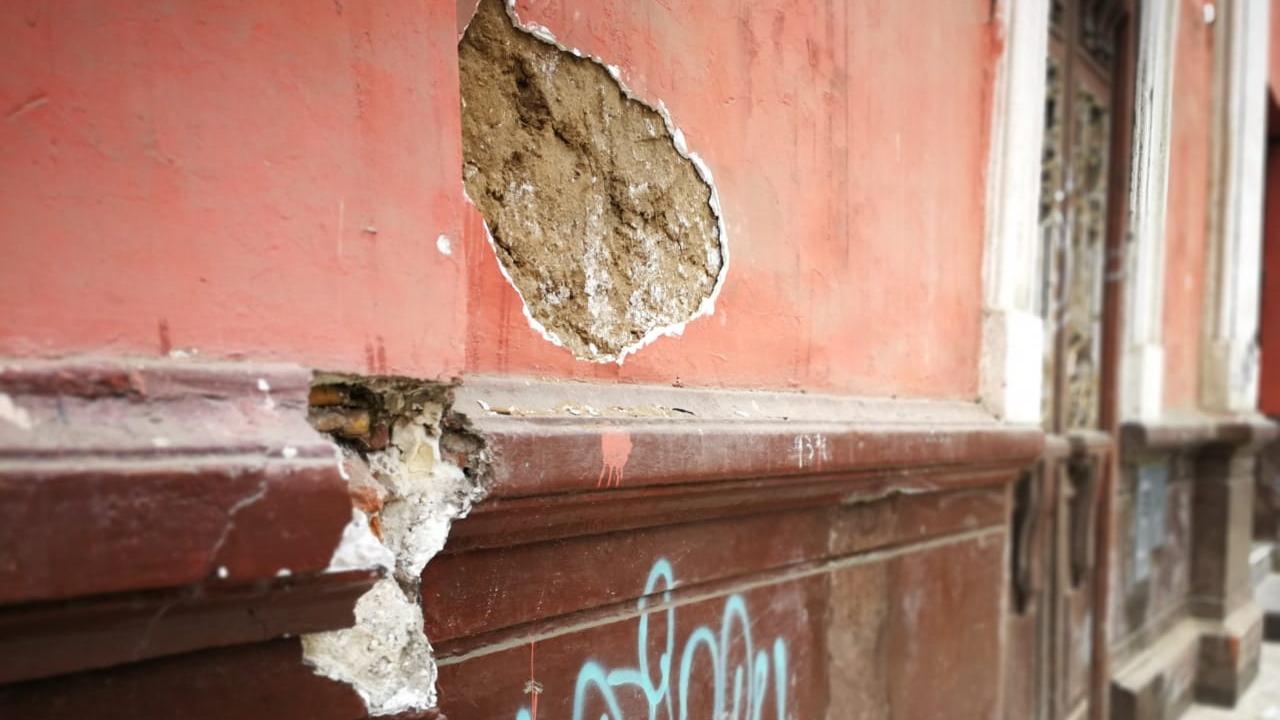Casonas de Trujillo se encuentran en peligroso estado.
