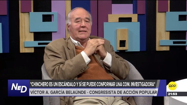Victor Andrés García Belaunde dijo que es muy probable que Uruguay le de asilo político a Alan García.
