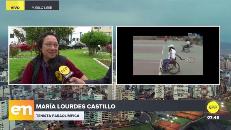 María Lourdes Castillo expuso su caso en RPP Noticias.