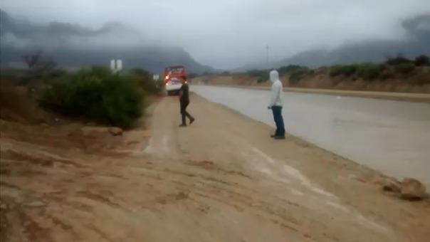 Pobladores reclaman mantenimiento de la vía que está muy deteriorada.