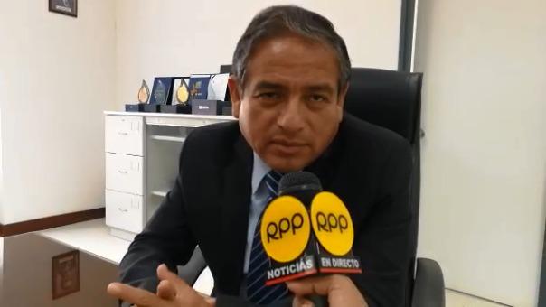 El gerente de la Red Asistencial de EsSalud en La Libertad, José Luis Carranza, advierte que el Hospital Víctor Lazarte Echegaray no cuenta con cámaras de seguridad.