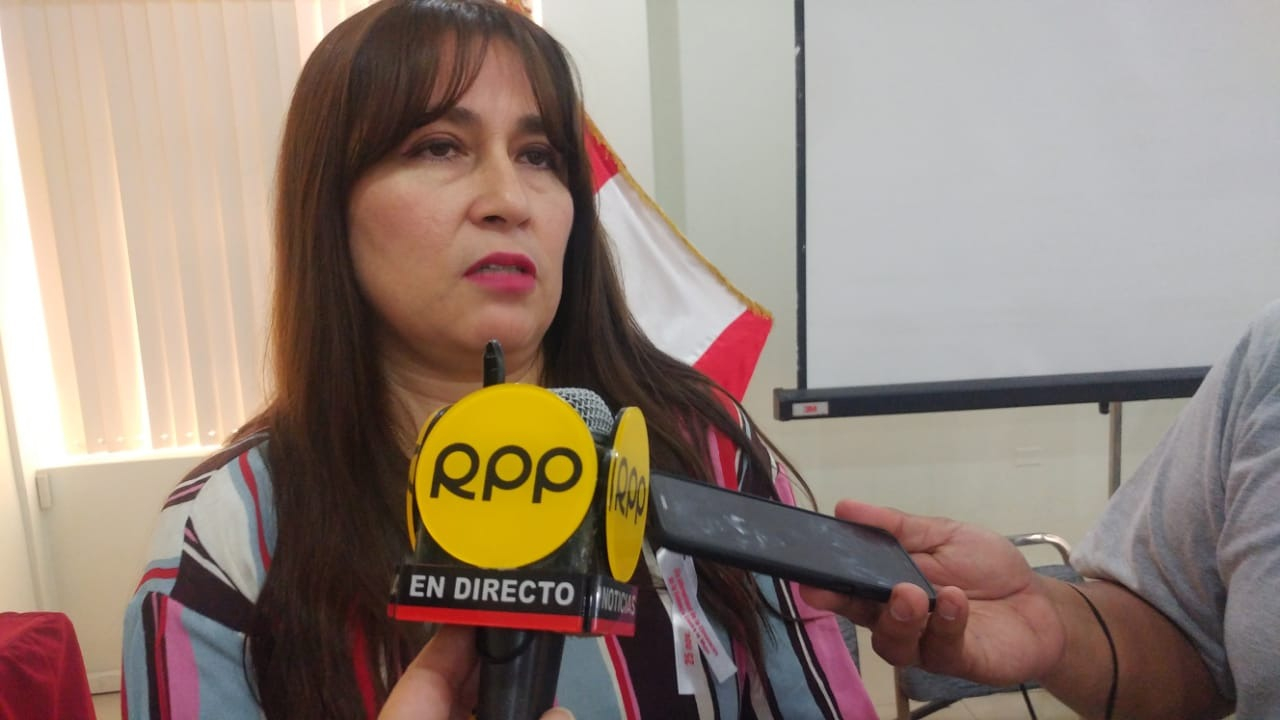 Presidenta de la Junta de Fiscales Superiores de Lambayeque