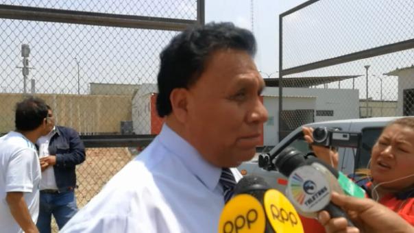 El abogado de José Silva, Greco Quiroz, afirma que el acusado reconoció en la audiencia el delito de tocamientos indebidos.