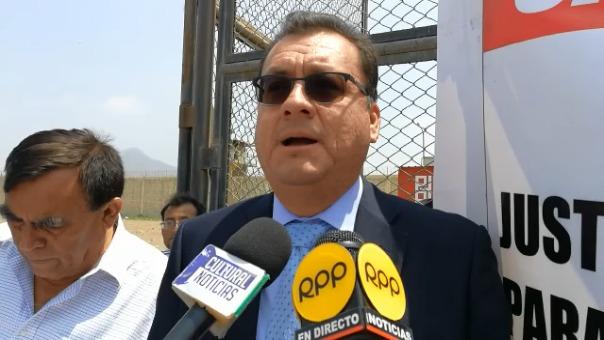 El abogado defensor de las víctimas, Greco Quiroz, espera que más padres de familia se unan en la denuncia contra José Luis Silva Estacio.