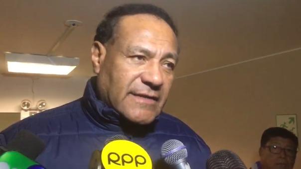 Raúl Becerra dijo que sus abogados harán los trámites para retirar su apellido de la partida de nacimiento de la niñaLucianita.