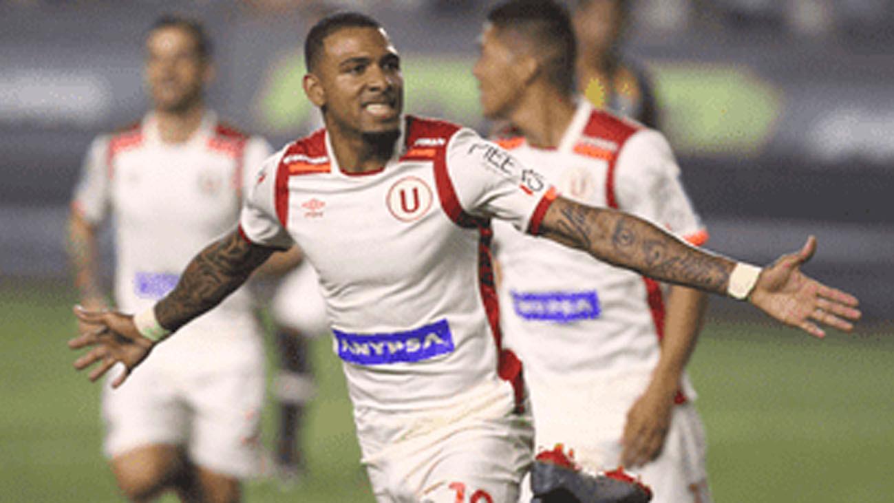 Alexi Gómez todavía tiene contrato con Universitario de Deportes