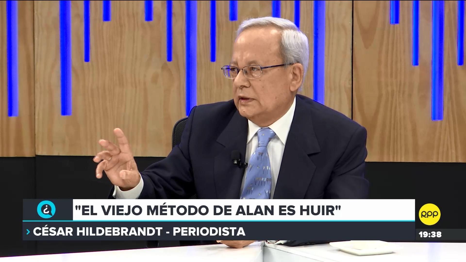 El periodista aseguró que el presidente uruguayo Tabaré Vásquez debe pensar muy bien si otorga el asilo a García.