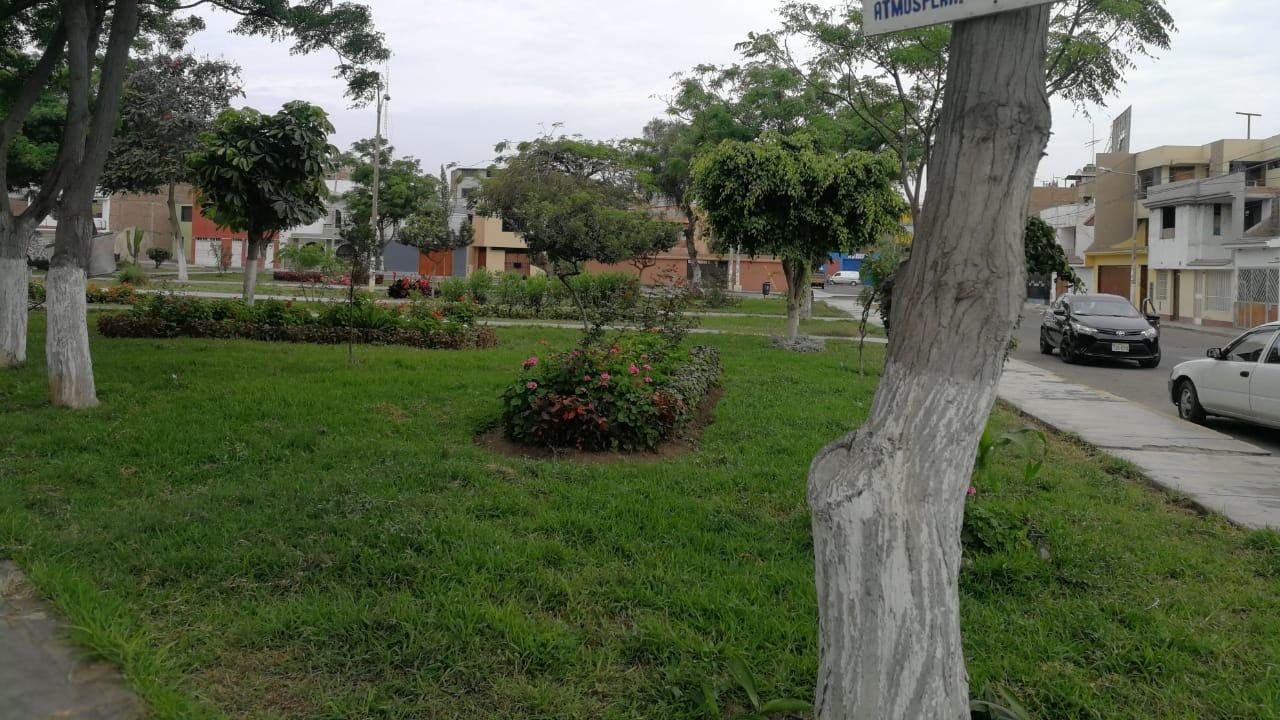 En la urbanización Daniel Hoyle, vecinos se organizaron para recuperar sus parques, contó la alcaldesa Carolina Romero.