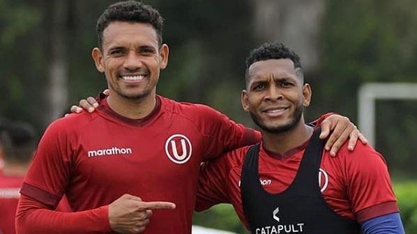 Arquímedes Figuera y Alberto Quintero terminan contrato con la 'U'.