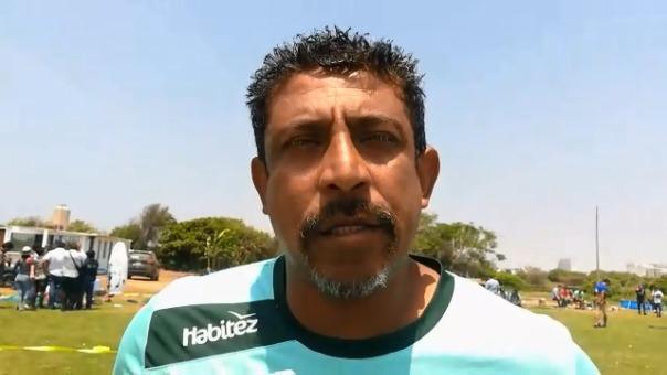 El estratega José Soto pidió disculpas por la agresión a la Policía a través de un video.
