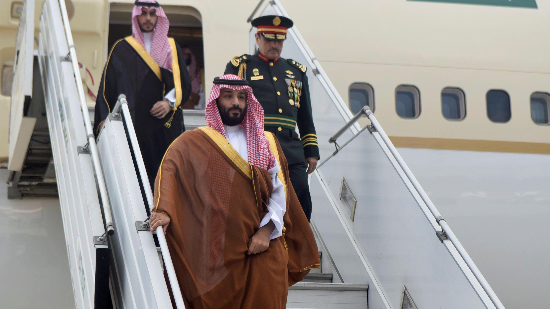 La visita se enmarca dentro de su primera gira al extranjero desde que se desató la crisis por el asesinato del periodista Jamal Khashoggi en el consulado saudí en Estambul.
