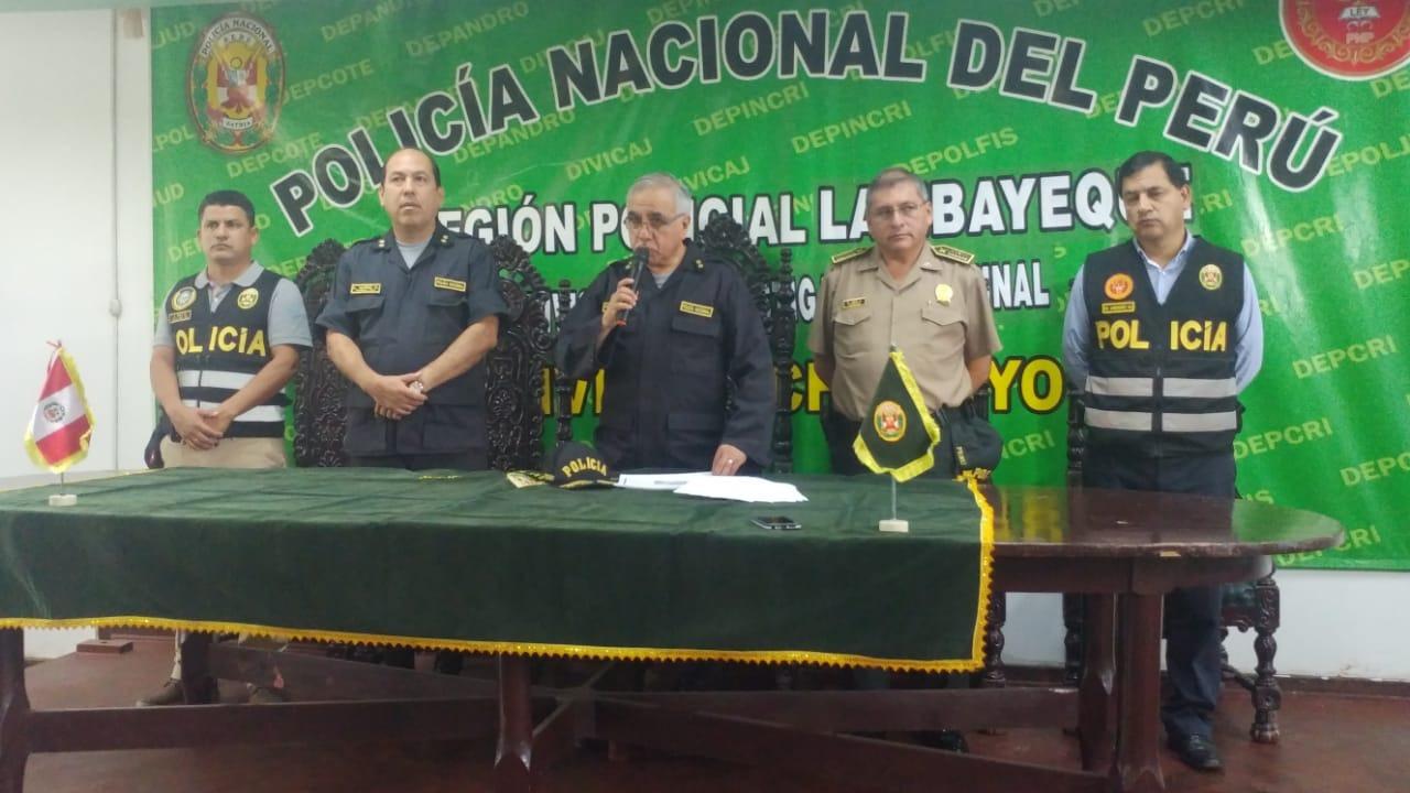 Policía Nacional participó de megaoperativo