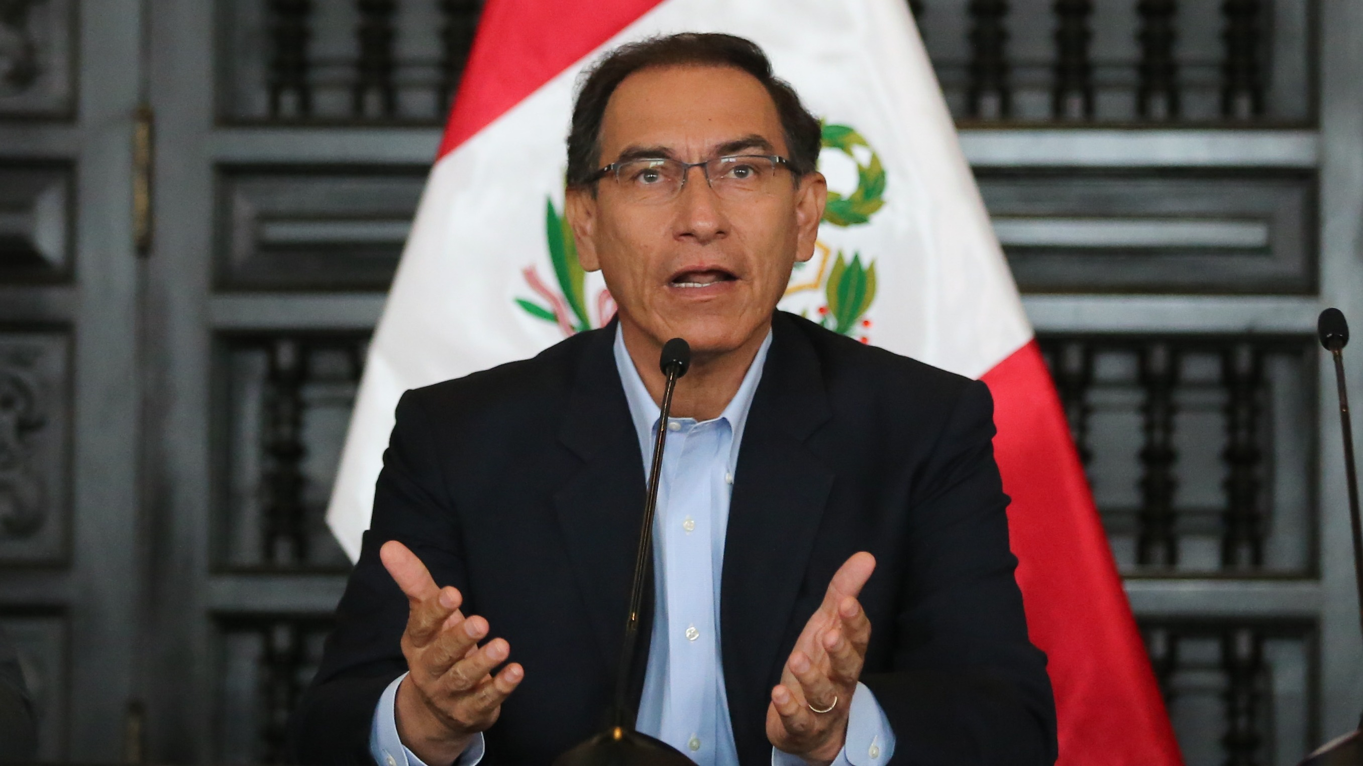 Martín Vizcarra respondió presuntas sobre la situación de Alan García.