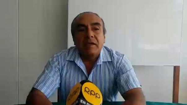 Apoderado común de los trabajadores, Alejandro Zevallos.