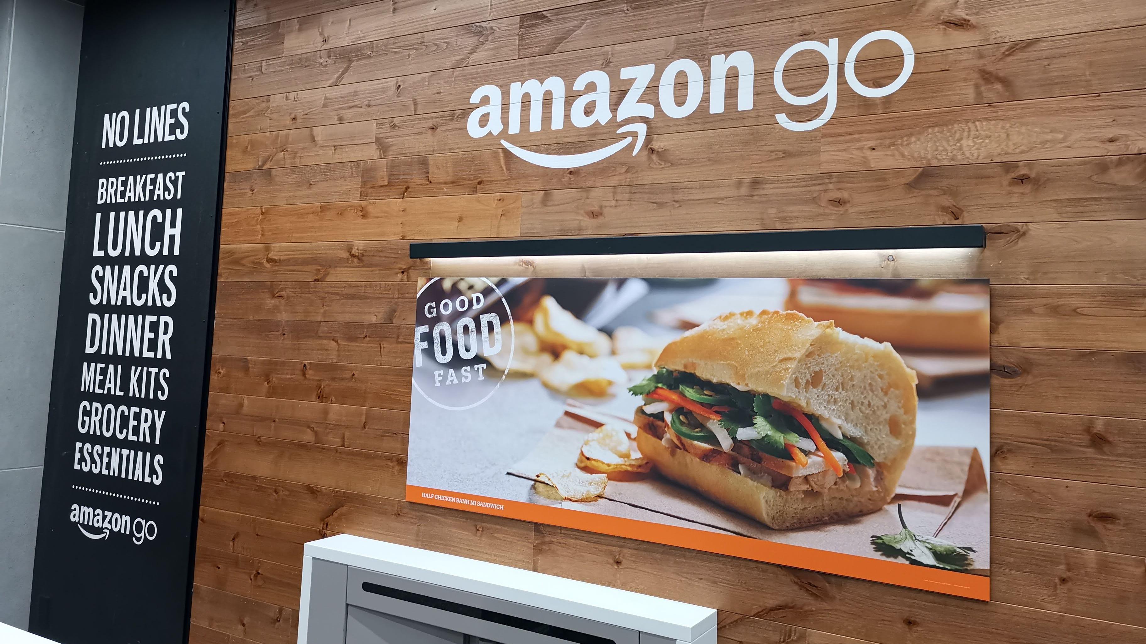 RPP Noticias visitó un Amazon GO en San Francisco