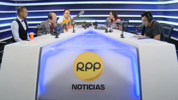 Los 'Criollazos' presentaron el tema dedicado al referéndum.