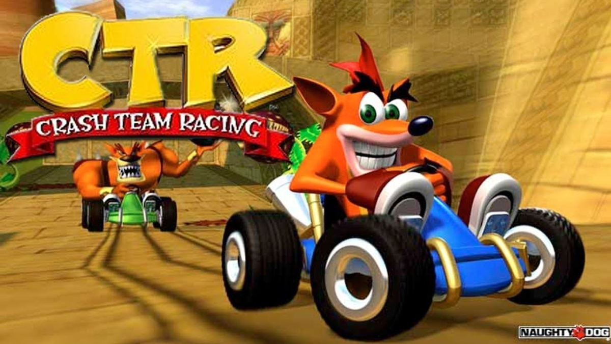 ¡Woah! Crash Team Racing está casi confirmado.